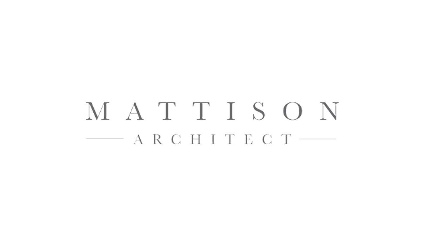 Mattison Architect